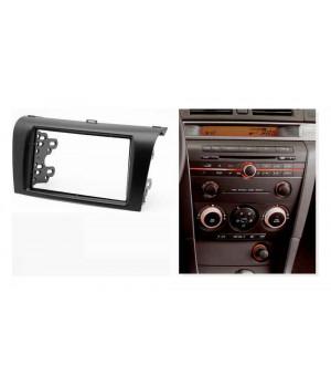 Переходная рамка для Mazda 3, Axela 2003 - 2008 2 Din
