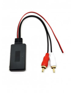 Адаптер Bluetooth RCA aux для автомобиля.