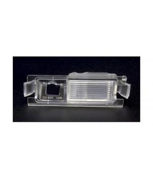 Кронштейн для камеры заднего вида Hyundai Solaris 2012 + хэтч