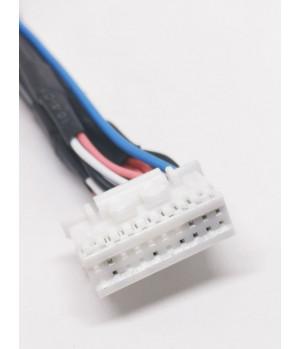 Линейный выход 8 RCA 20 pin