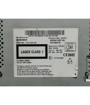 Штатная магнитола Nissan LCN2.0A