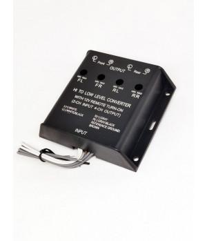 4-канальный конвертер уровня HLC-420