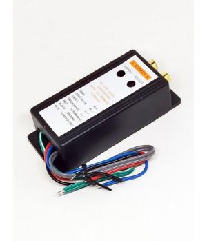 2-х канальный прeобразователь уровня сигнала HI-LOW HLCR-801