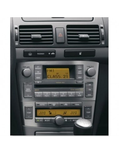 Переходная рамка 2Din Toyota Sienna 2004-2010