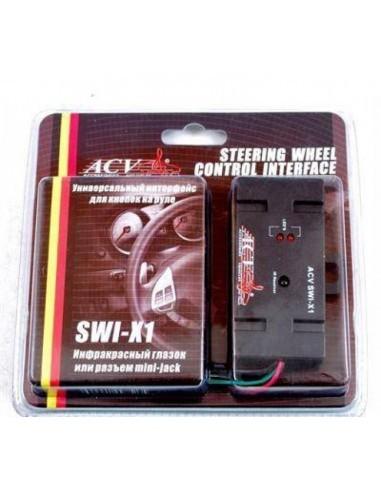 Адаптер штатных кнопок на руле SWI-X1