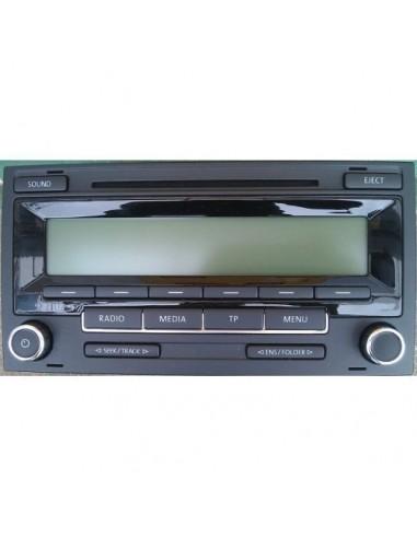 Штатная магнитола VW Radio LOW EU DAB T5 BVX
