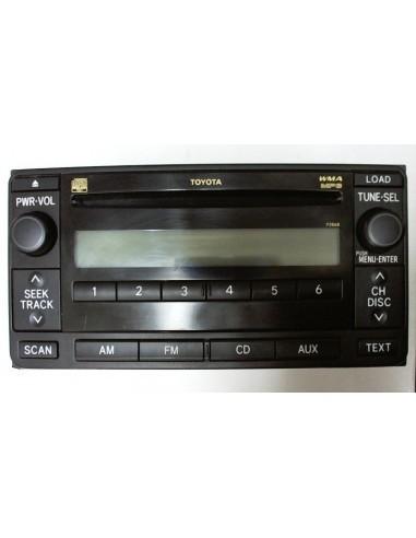 Toyota 86120-60D50