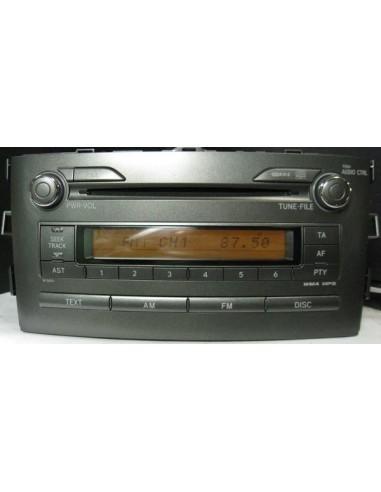 Штатная магнитола Toyota W13805