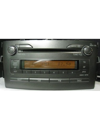 Toyota 86120-02520