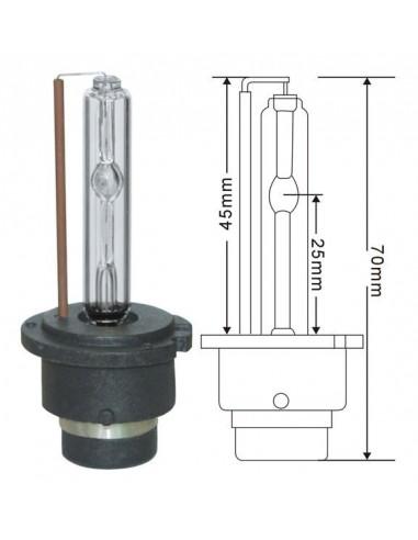Лампа ксенон D4S 5000K SKY