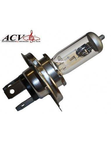 Лампа галогеновая H4 55/60W 5000K