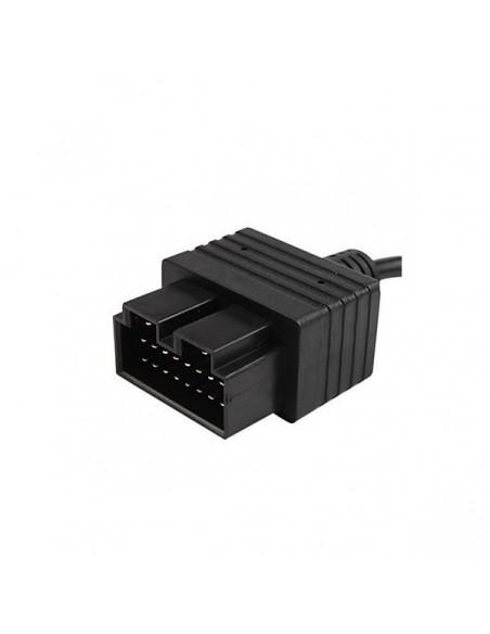 Диагностический провод KIA 20 pin на OBD2 16 pin