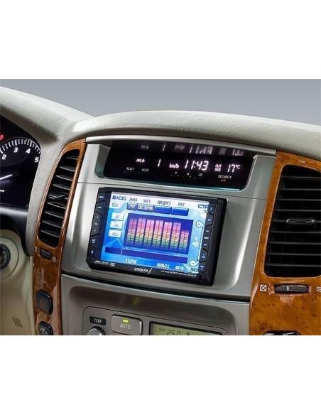 Переходная рамка 2Din Lexus LX 470
