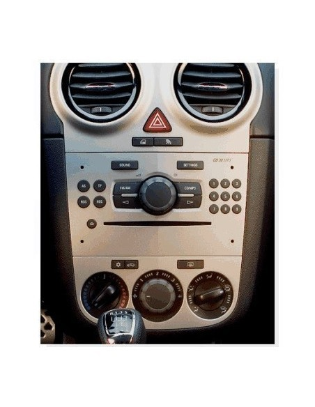 Переходная рамка 2Din Opel 2006+