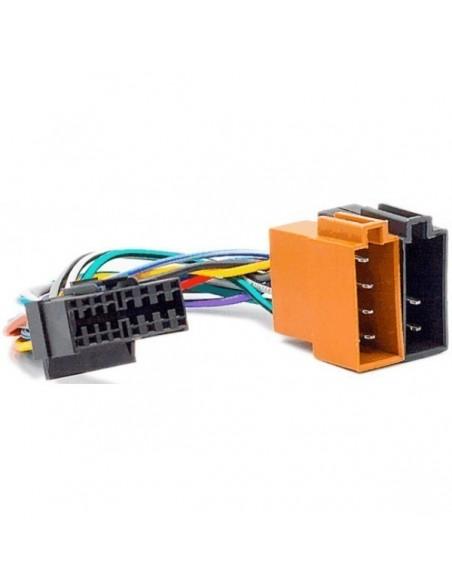Разъем ISO для магнитолы JVC