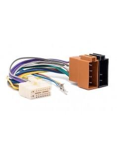 Разъем на магнитолу Clarion DXZ 718 R - ISO