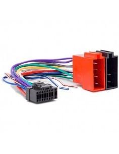 Разъем для магнитолы Alpine CDA-9835 - ISO
