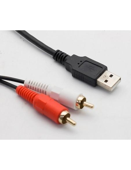 ISO переходник USB + AUX Hyundai, Kia 2010+