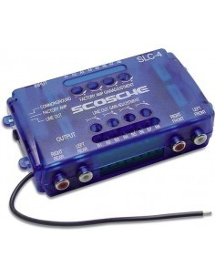 4-канальный преобразователь сигнала Scosche SLC4