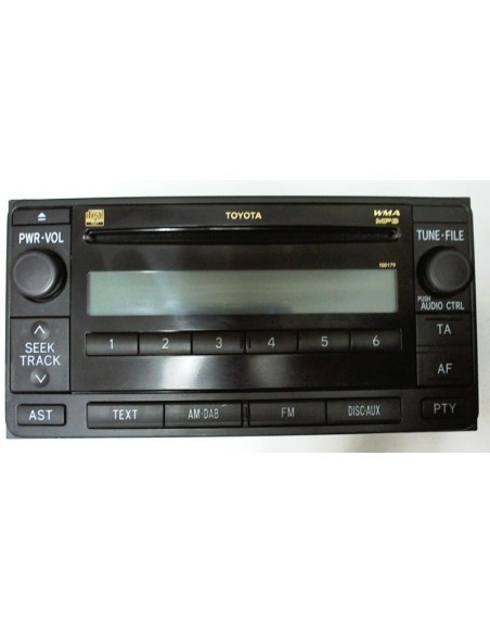 Toyota 86120-60D20
