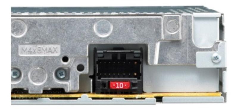 Разъем магнитолы Pioneer DEH-P1500